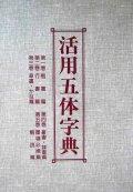 活用五体字典 全5巻+別冊